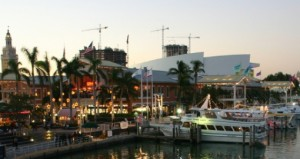 Die Künste in der Innenstadt von Miami