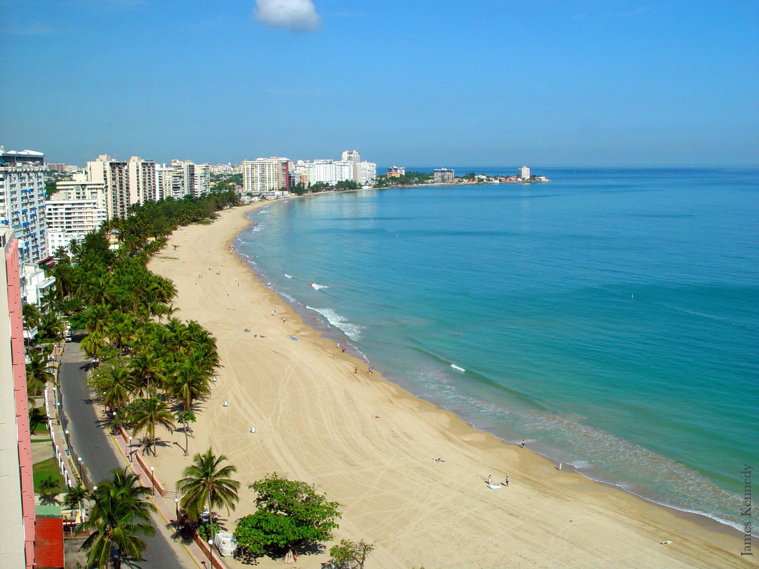 Puerto Rico, Isla Verde