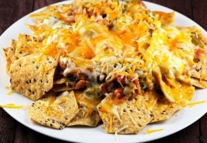 Tex-Mex-Küche, Nachos