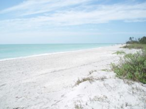 Bowman's beach, Sanibel - Einreisebestimmungen USA