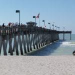 Casperson Beach, Venice - Einreise USA