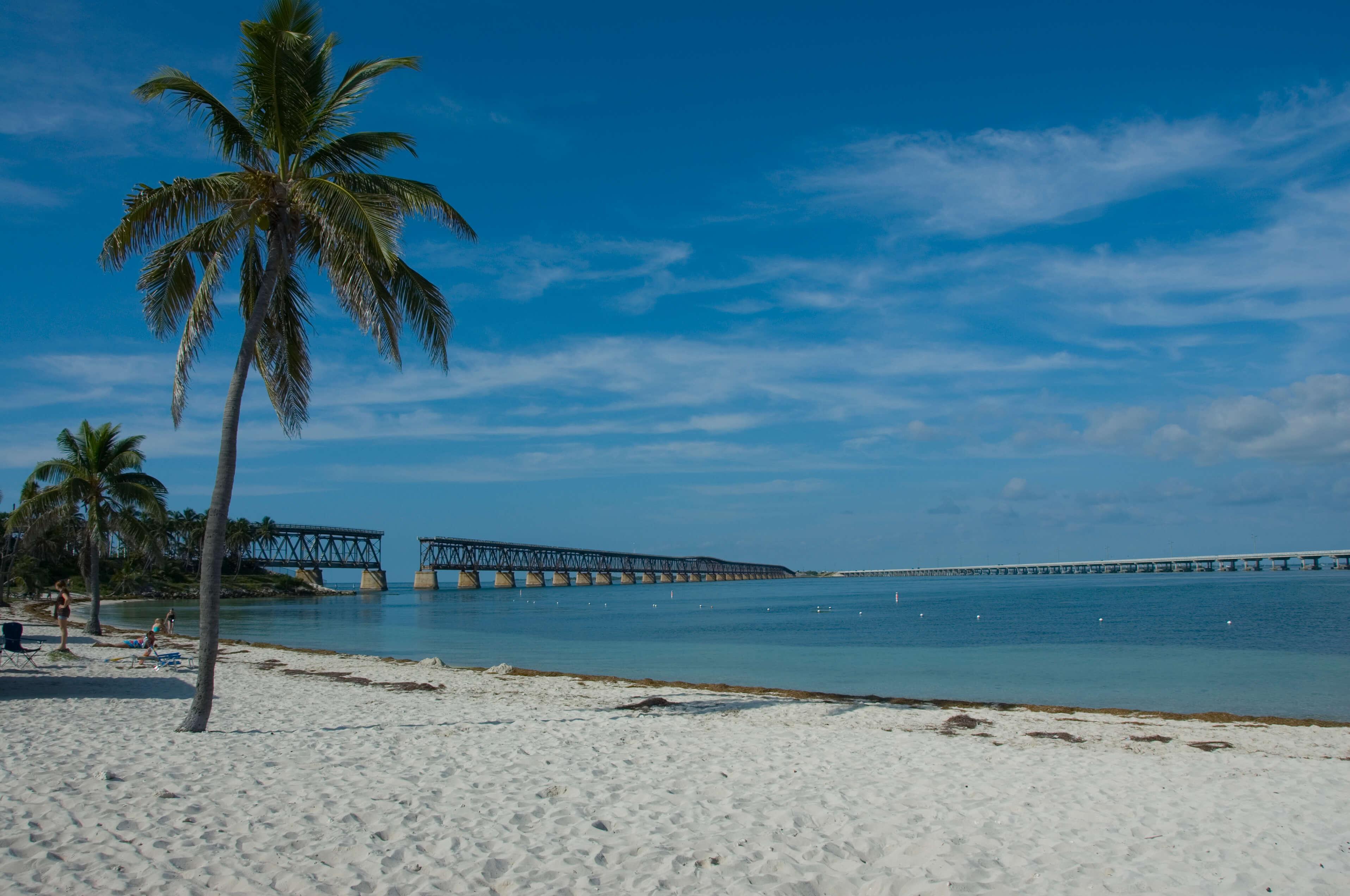 Bahia Honda Beach - ESTA formular