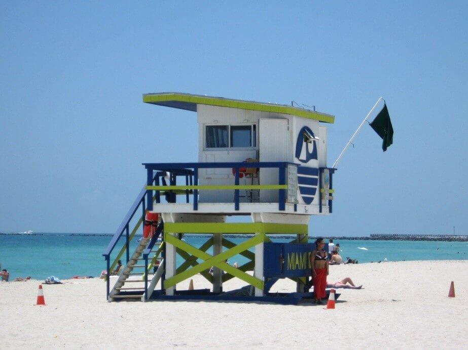 Strände, Florida - Einreisebestimmungen USA