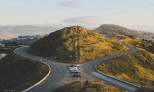 Twin Peaks - Einreise USA