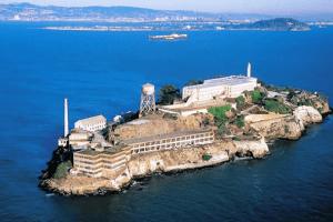 Alcatraz - Einreise USA