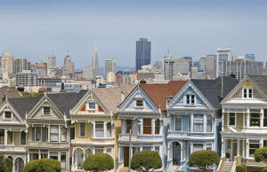 Painted Ladies - Einreisebestimmungen USA
