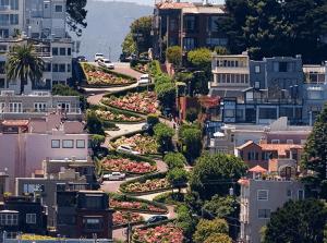 Lombard Street - Einreisebestimmungen USA