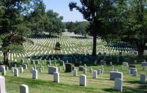 """Besuchen Sie das """"Arlington National Cemetery"""" - Einreise USA"""