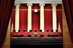 Besuchen Sie das Oberste Bundesgericht - Einreise USA
