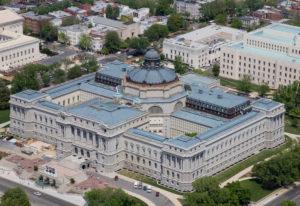 """Besuchen Sie die """"Library of Congress"""" - Einreise USA"""