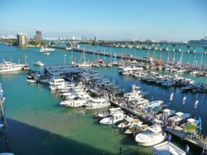 Miami International Boat Show - Einreise USA